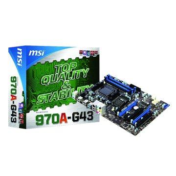 970A-G43/AMD970/AM3+ 主機板