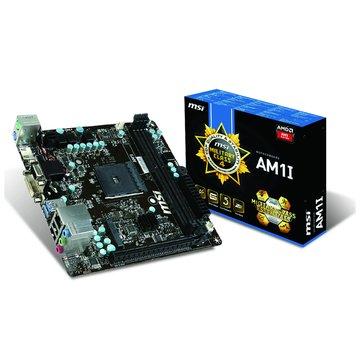 AM1I AMD AM1主機板