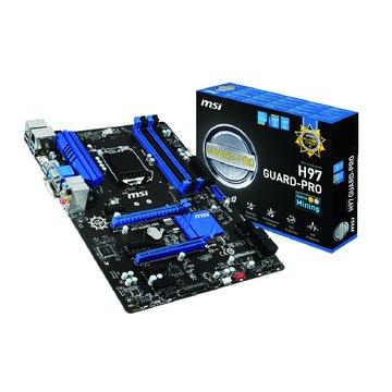 H97 GUARD-PRO(省電板)/1150 主機板