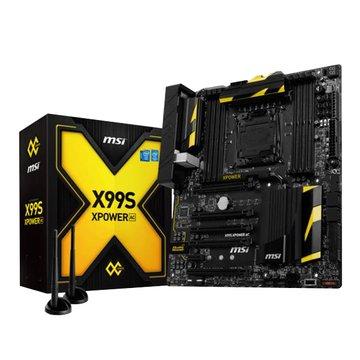 X99S XPOWER AC/2011/X99主機板