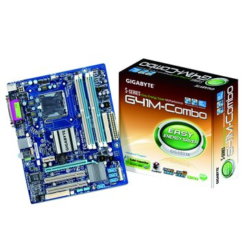 G41M-COMBO/G41/DDR2+DDR3 主機板