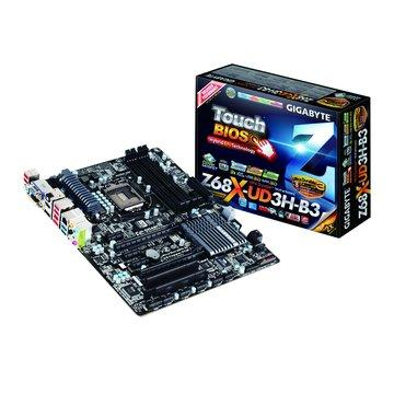 Z68X-UD3H(B3)/Z68 主機板