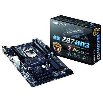 Z87-HD3/Z87主機板