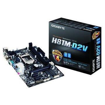 H81M-D2V/H81 主機板