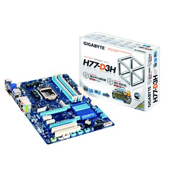 H77-D3H/H77 主機板