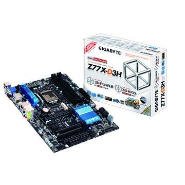 Z77X-D3H/Z77主機板