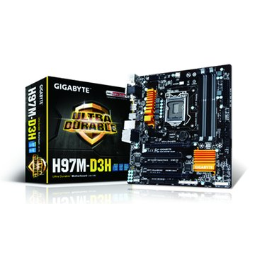 H97M-D3H/1150 主機板
