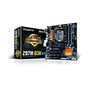 Z97M-D3H-1/1150/Z97主機板