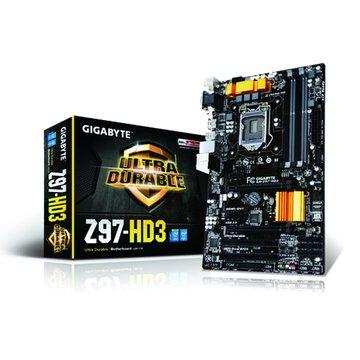 Z97-HD3/1150/Z97主機板