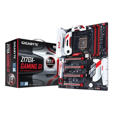 Z170X-Gaming G1/1151 主機板