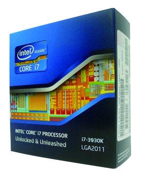 Core I7-3930K/3.2GHz/六核心/2011無風扇