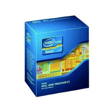 Xeon E3-1230V2/3.3GHz 伺服器CPU 無內顯