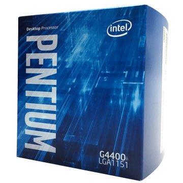Pentium G4400/3.3G/雙核心/1151