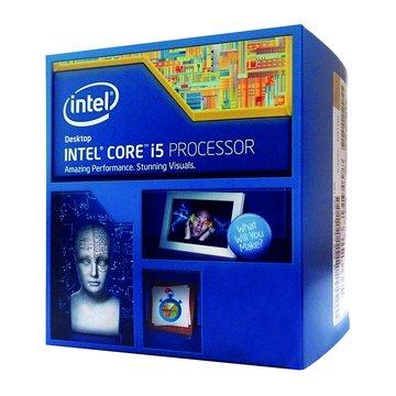 INTEL 英代爾 Core I5-4460/3.2GHz/四核心/1150