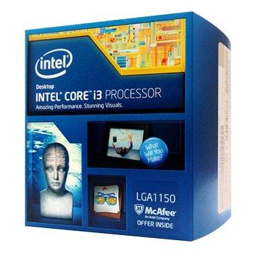 Core I3-4360/3.70GHz/雙核/1150