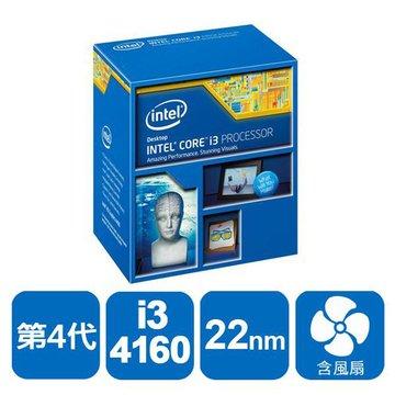 Core i3-4160/3.6GHz/雙核心/1150