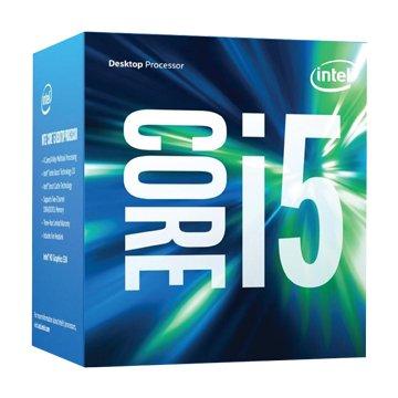 INTEL 英代爾 Core I5-6400/2.7G/四核心/1151