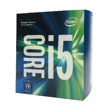 INTEL 英代爾 I5-7400/3.0 GHz/四核心/1151