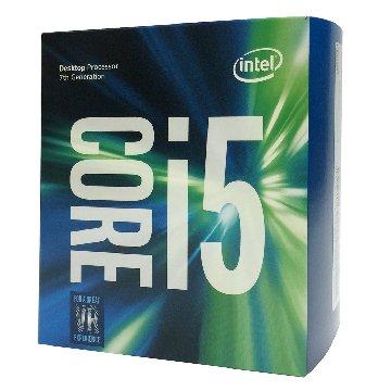 INTEL 英代爾 I5-7500/3.4 GHz/四核心/1151