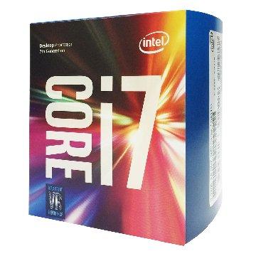 INTEL 英代爾 I7-7700/3.6 GHz/四核心/1151