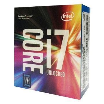 INTEL 英代爾 I7-7700K/4.2 GHz/四核心/1151