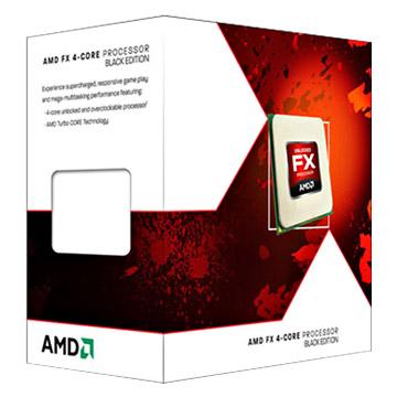 AMD 超微 FX-4300/3.8GHz/四核心/AM3+