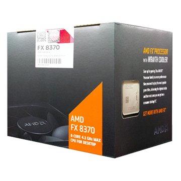 FX-8370 Hero Box /4.0Hz/八核心/AM3+//幽靈風扇