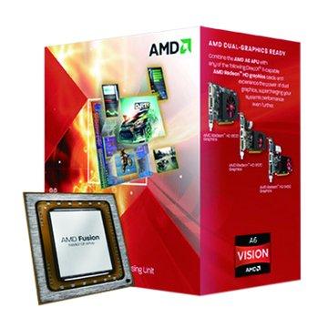 APU A6-3500/2.1GHz/三核心/HD6530D