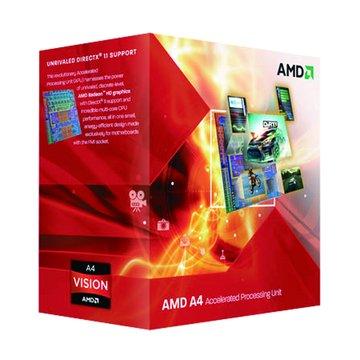 APU A4-3300/2.5GHz/雙核心/HD6410D