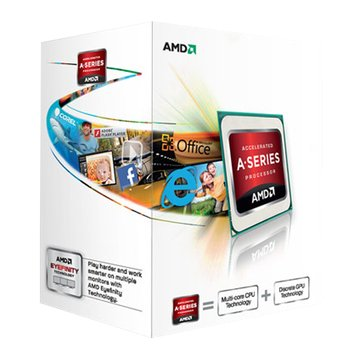 FM2 APU A4-5300/3.4GHz/雙核心/HD7480D