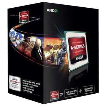 FM2 APU A6-5400K/3.6G/雙核心/HD7540D