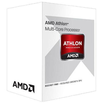 FM2 Athlon X4-740/3.2GHz/四核心/無顯示