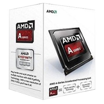 AMD 超微 A8-7600/3.1GHz/四核心/FM2+/APU