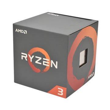 AMD RYZEN R3-1200/3.1~3.4G四核/AM4有風扇無內顯