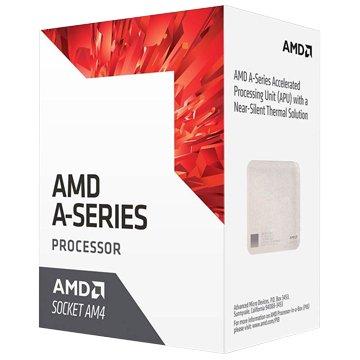 AMD A8-9600/3.1GHz/四核心/內顯/AM4/風扇