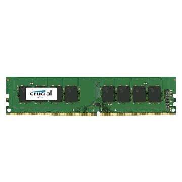 Micron Crucial DDR4 2400/4G RAM(原生顆粒