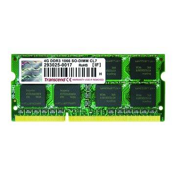 DDR3 1066 4G  SO-DIMM NB用