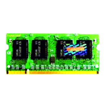 DDR2 667 1G SO-DIMM NB用