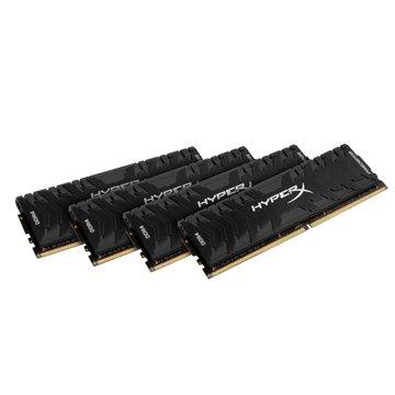 金士頓DDR4 3000 32G(8G*4) Predator PC用