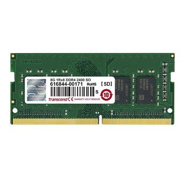 創見 DDR4 2400 8G SO-DIMM NB用