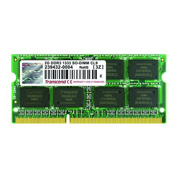 DDR3 1333 2G JETRAM SO-DIMM NB用(新)