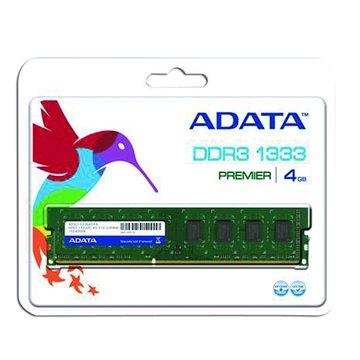 DDR3 1333 4G PC用(白威)
