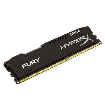 Kingston 金士頓 DDR4 2400 8G HyperX PC用(單)