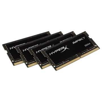 DDR4 2400 64G(16G*4)HyperX FURY