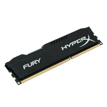 DDR3 1866 8G HyperX FURY超頻(黑)