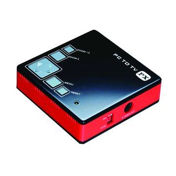 PT-200 PC TO TV電腦影像轉換器