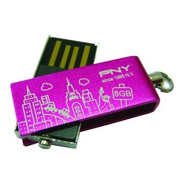 DataTraveler 2GB  隨身碟-紫