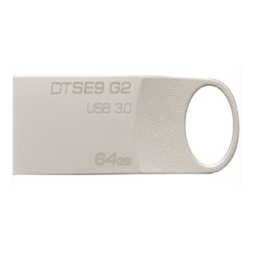 Kingston DataTraveler SE9 G2  64GB USB3.0   隨身碟-金