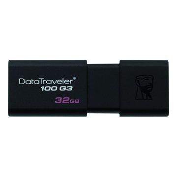 DataTraveler 100 G3 32GB USB3.0   隨身碟-黑