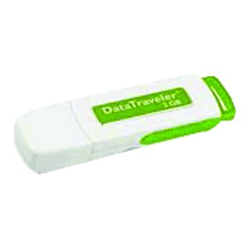 DataTraveler 2GB  隨身碟-綠
